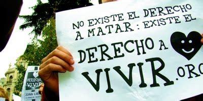 3. Derecho a la vida | 10Puntos.com