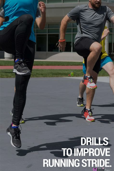 3 Drills to Improve Running Form, Stride and Speed - The ...