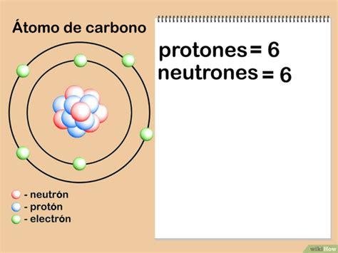 3 formas de calcular la masa atómica   wikiHow
