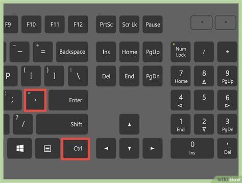 3 formas de poner acentos de español en una computadora Dell
