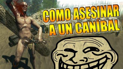 3 MANERAS DE ASESINAR A UN CANÍBAL !!   The Forest   YouTube