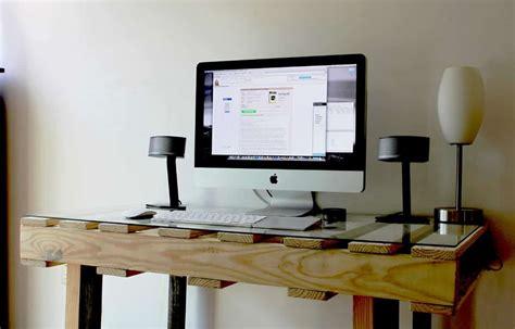 3 mesas hechas con palets de madera