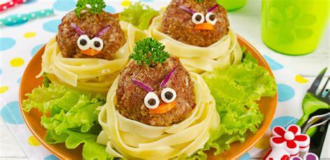 3 recetas divertidas para niños