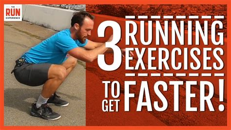 3 Running Exercises to Get Faster!   YouTube