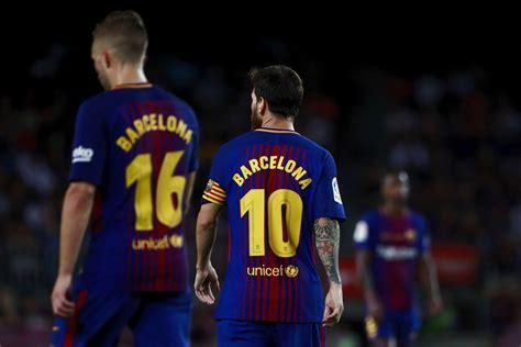 3 Things We Learned: FC Barcelona vs Real Betis 2017/18 La ...