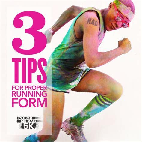 3 Tips for Proper Running Form | Running | Pinterest