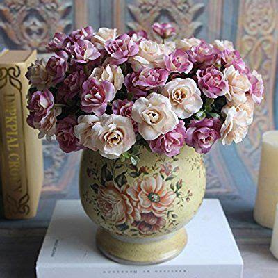 3 unid Peonías 45 rosas flores Artificiales flores de tela ...