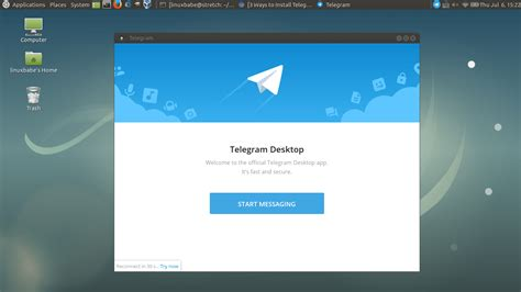 3 Ways to Install Telegram Messenger on Debian 9 Stretch ...