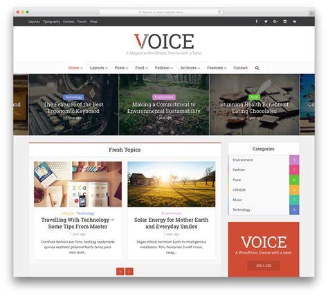 30+ Amazing Magazine WordPress Themes 2018   Colorlib
