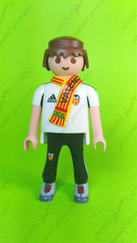 30 best images about FOOTBALL FÚTBOL   Custom Playmobil ...