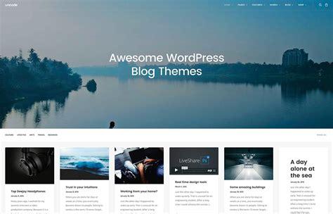 30+ Best Personal Blog WordPress Themes 2016   Colorlib