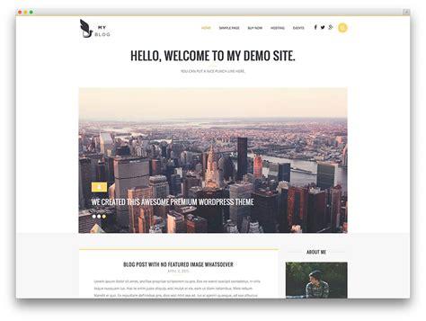 30+ Best Personal Blog WordPress Themes 2017   Colorlib
