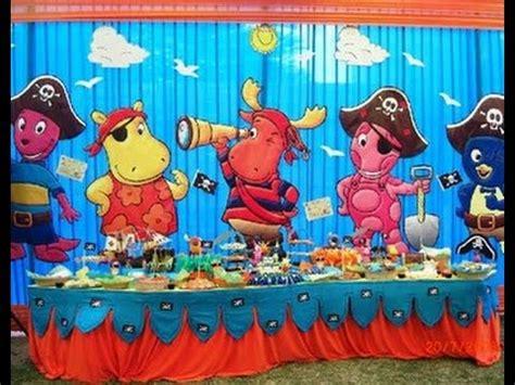30 Decoraciones para Fiestas Infantiles - YouTube