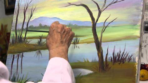 30. Dibujo y Pintura. Paisaje al óleo 3 de 3 - YouTube