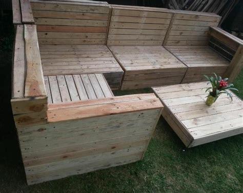30 Diseños de muebles de palets para tu jardín ⋆ Ideas ...