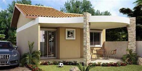 30 Fachadas de Casas Pequenas: Simples, Modernas, Fotos
