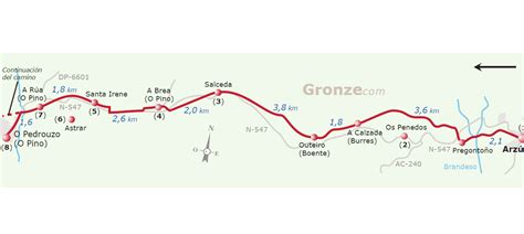 30. From Arzúa to Santiago de Compostela – Camino de Santiago