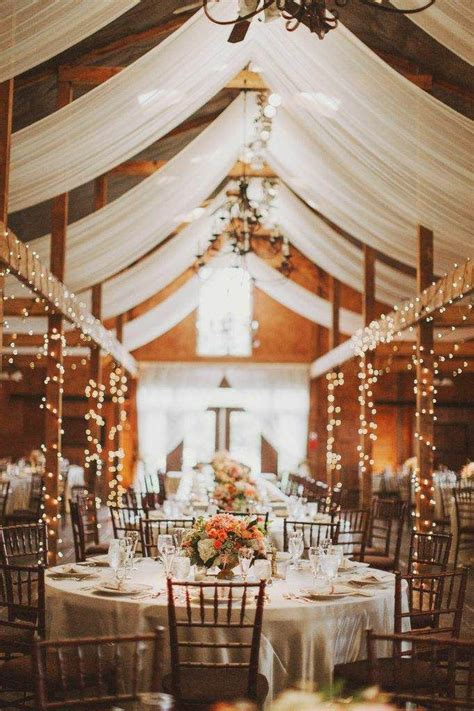30 Inspirational Rustic Barn Wedding Ideas | Tulle ...