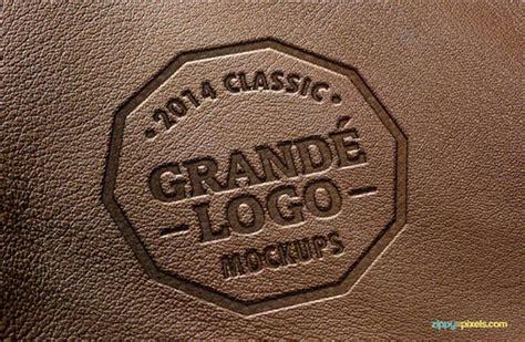 30 mockups de logotipos en PSD gratis
