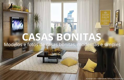 30 Modelos e Fotos de Casas Bonitas, Modernas e Simples