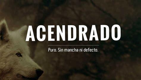 30 palabras mas bonitas del idioma español ¿Cuál te gusta ...