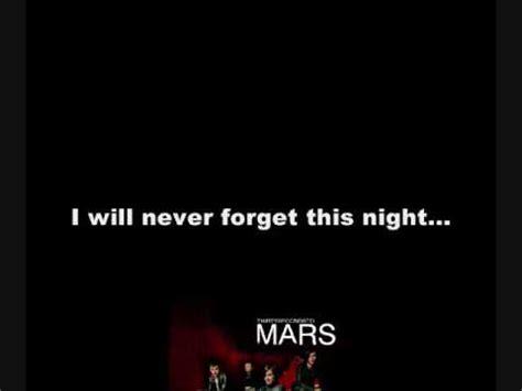 30 Seconds To Mars - Do Or Die K-POP Lyrics Song