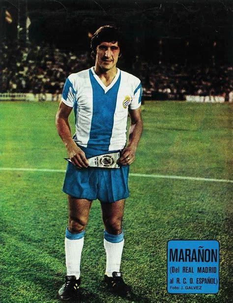 31 - Marañón (Real Club Deportivo Español). | JUGADORES ...