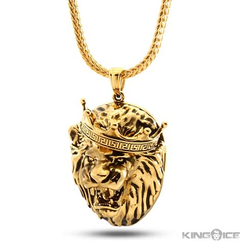 31 Stunning Gold Necklaces For Men | Eternity Jewelry