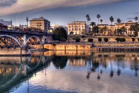 32-Puente de Triana, Sevilla. | Flickr - Photo Sharing!