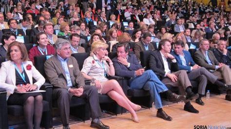 33 representantes del PP de Soria asisten a la Convención ...