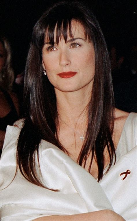 33 Stunning Demi Moore Hairstyles | Hairstylo