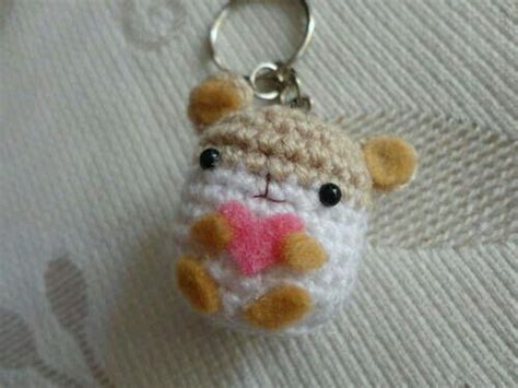 338 best Key Chains images on Pinterest | Crochet ideas ...