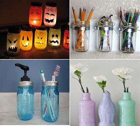 35 Ideas creativas para reciclar y decorar con tarros de ...