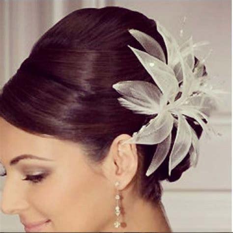 35 ideas de peinados boda media melena   Sobre El Cabello