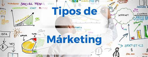 35 Tipos de Marketing con Definiciones, Ejemplos y clases