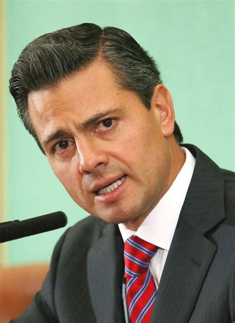 350 Portrait of Enrique Peña Nieto | One Drawing Daily