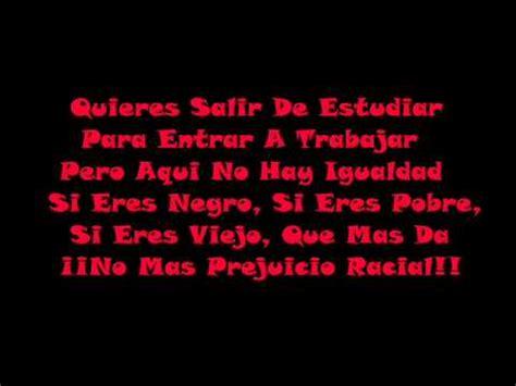 38 D Triste Realidad  Letra    YouTube
