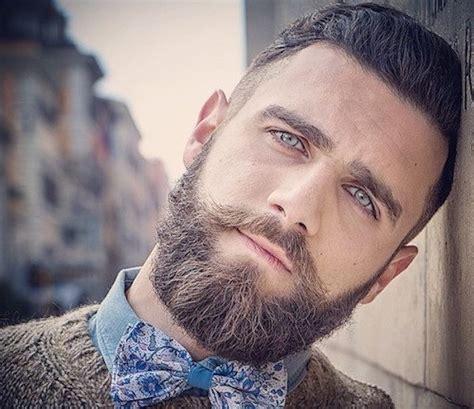 38 maneiras de combinar seu corte de cabelo e barba   El ...