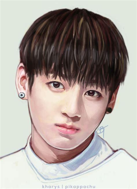 39 best BTS Jungkook Fanart || Fan Art images on Pinterest