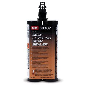 39387 by SEM PRODUCTS - Self Leveling Seam Sealer- 7 oz ...
