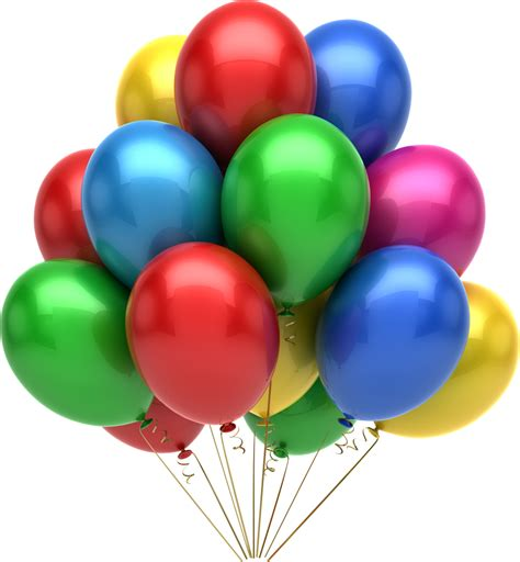3d Balloons Png | www.imgkid.com   The Image Kid Has It!