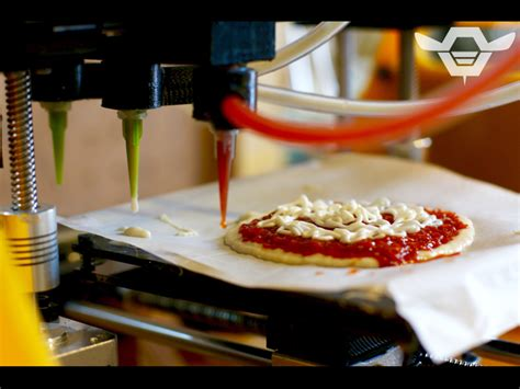 3D Print Me a  Space  Pizza! A Few Questions For: BeeHex ...