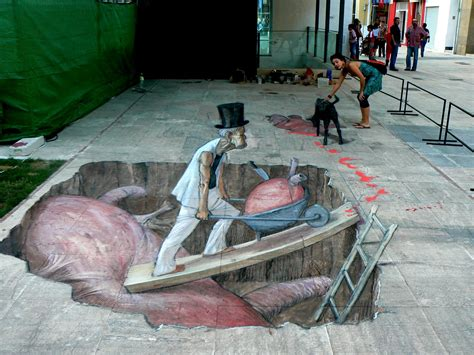 3D Street Art | Daily Dose Of Creativity