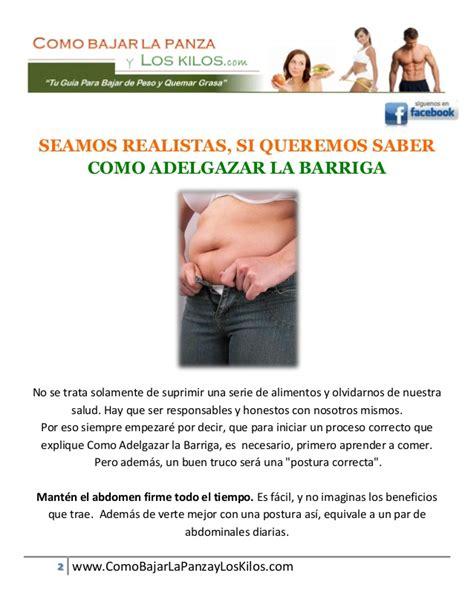 4 como adelgazar la barriga ¡¡informe revelador!!.docx