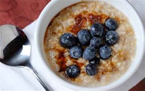 4 deliciosas recetas con avena para el desayuno o la merienda