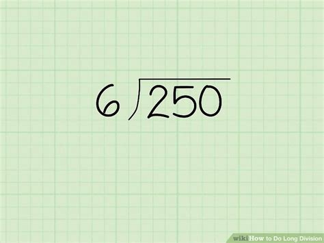 4 Easy Ways to Do Long Division  with Pictures    wikiHow