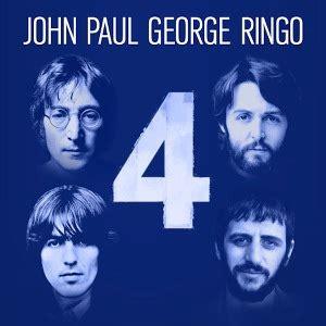 4: John Paul George Ringo   Wikipedia
