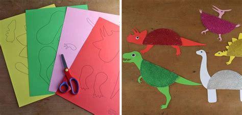 4 Manualidades de dinosaurios para hacer con niños | Ocio ...
