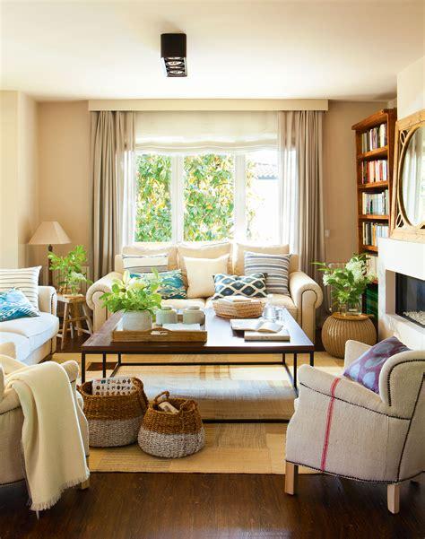 4 salones ideales: ideas de decoradora para tener un salón ...