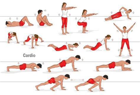 4 Simple Exercises For Flat Belly - Healthy Food House